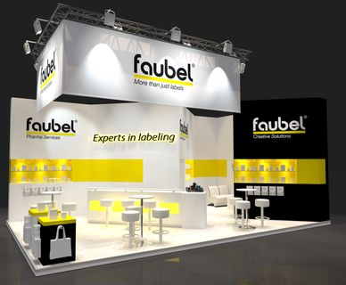 Faubel Pharma Services Creative Solution interpack Düsseldorf