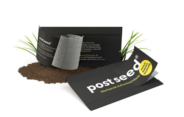 post seed®, interpack 2020