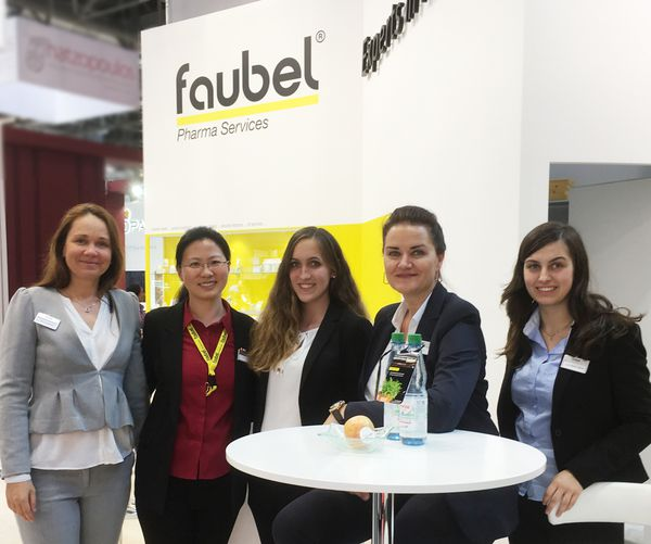 interpack Düsseldorf Faubel RFID post seed Carry Label Verpackungsmesse