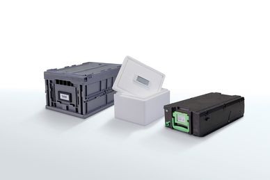 Faubel- Logistics Label, interpack 2020, Smart Label